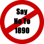 saynoto1890 icon